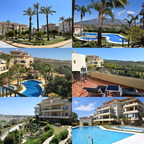 La Cala Hills luxury apartment near Mijas Golf