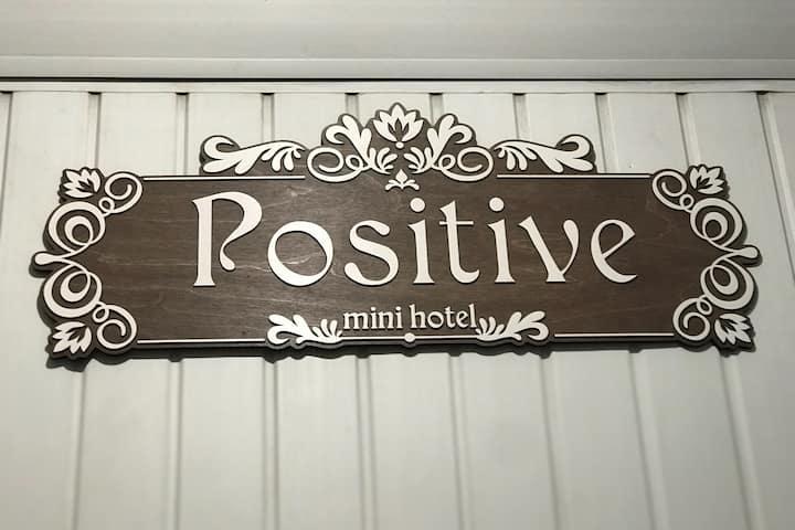 Мини отель «Positive»