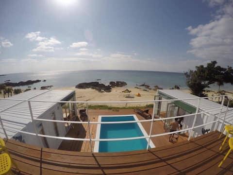 "Amami Beach Front ""Villa Kazbo"""