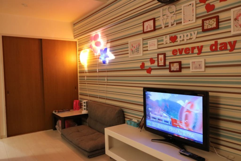 ★Living room★ Kitchen Air conditioner