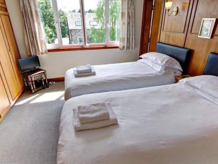Double/Twin room at Smiddy Haugh Hotel