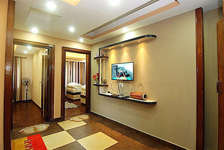 Sunrise  Apartment - Ichangunarayan - Casa