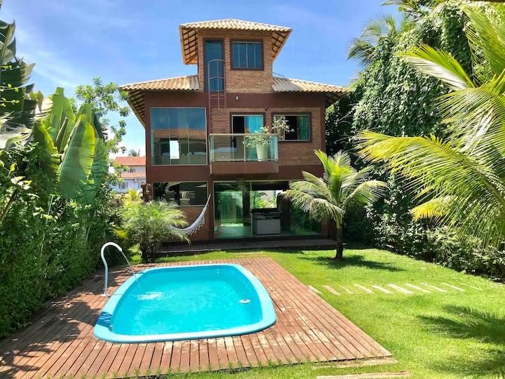 Casa de praia 🏖 Recanto da Sereia - Praia D'ulé!