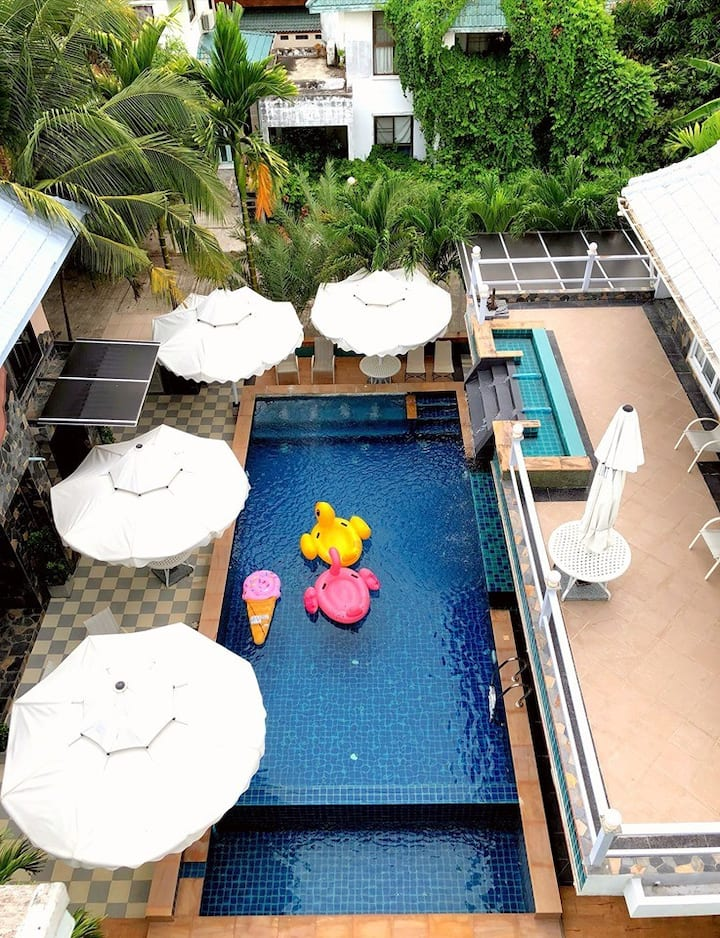 Pool​ Villa​ BB​ Beach​ House​ ​Rayong​