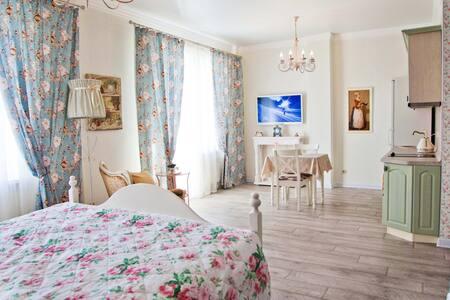 Квартира в центре Provence. - Chelyabinsk - Apartmen