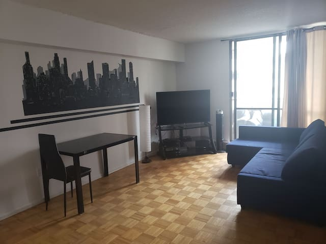 One Bedroom Apartment Downtown