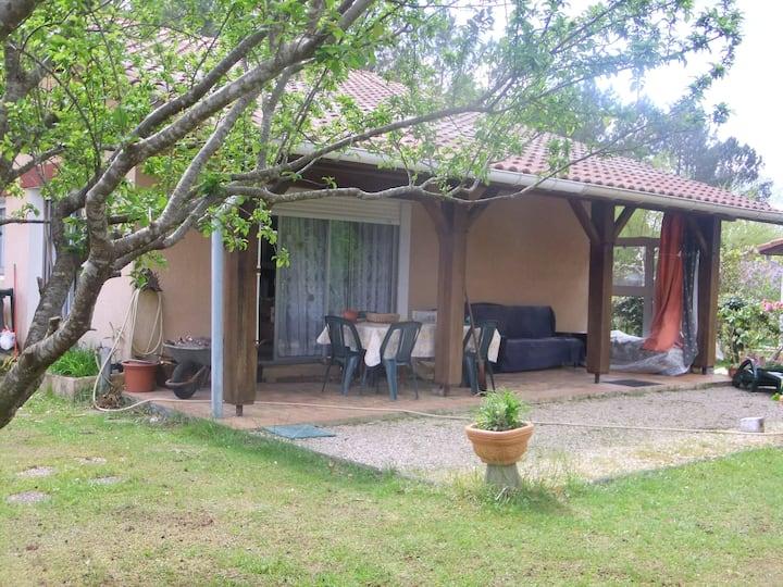 villa cote landaise
