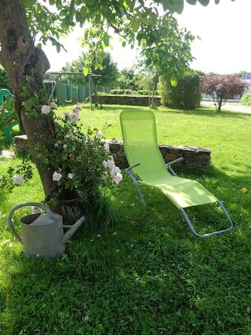 Longère à 20 minutes de Rennes - Chanteloup ille et vilaine - House