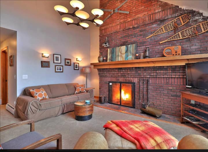 Beautiful Spacious Condo at Killington Resort