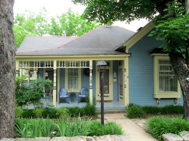 A Cozy Spring Getaway-The House Next Door