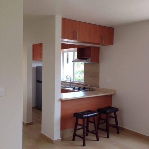 Nuevo Departamento en Zona Comercial y Turística - Morelia - Apartamento