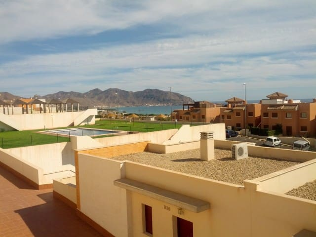 Seaview 2 bedroom Family Apartment - Cartagena