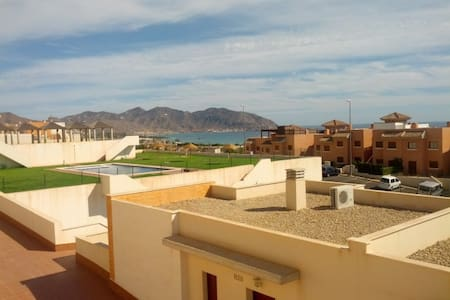 Seaview 2 bedroom Family Apartment - Cartagena - Lejlighed