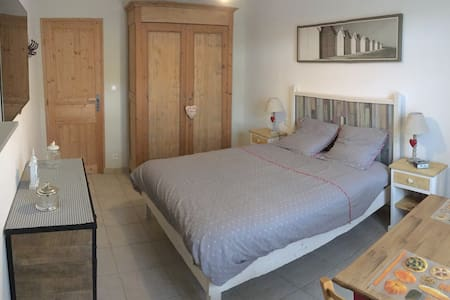 Charming room a few minutes from Le Mans - La Milesse