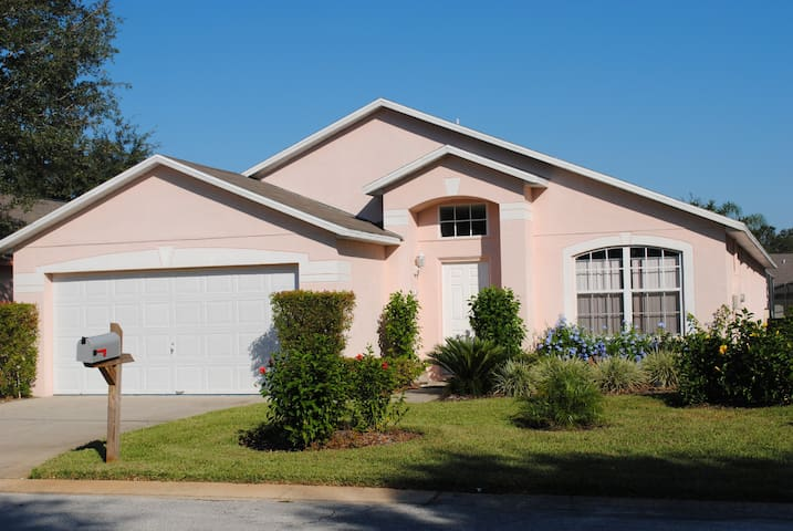 Sunshinve Villa Florida - 5Bed 3Bath Pool Disney