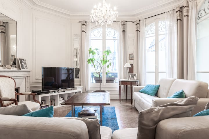 Situé entre Paris et Disneyland - Le Raincy - Appartement