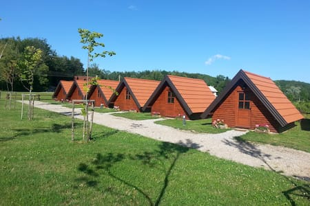 Bungalow Five Eco Camp Rizvan City - Rizvanuša