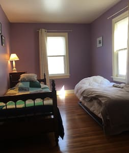 The Lavender Room in Castleton-on-Hudson, NY