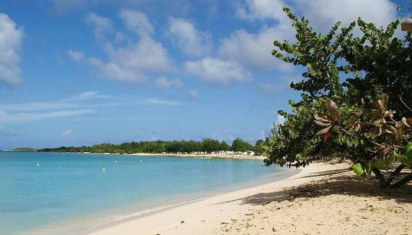 Chambre à port louis en Guadeloupe
