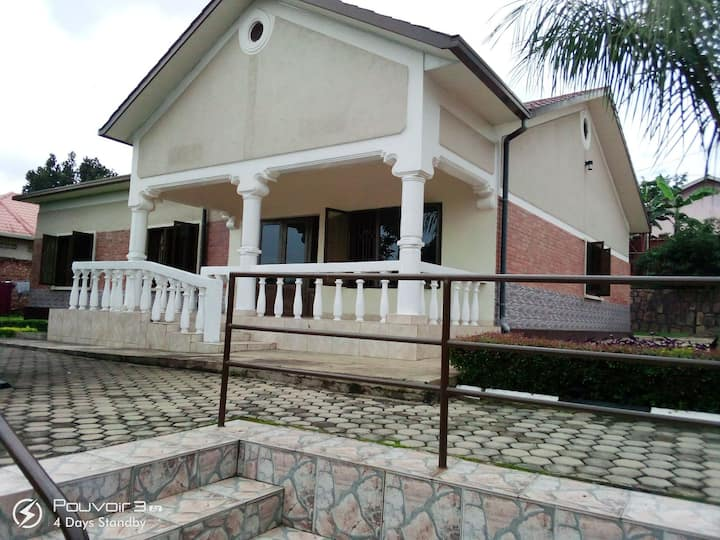 Kigali hill guest house is located at kk 5 avenue