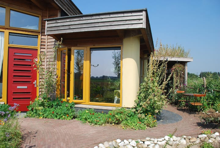 Studio in EarthShip Community / Ecovillage