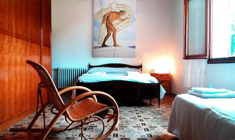 Casa Degli Dei. Room 3 (Martyrdom of Comfort)