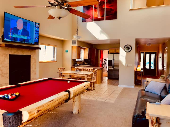 Perfect Mountainside Getaway in Flagstaff CDC Safe