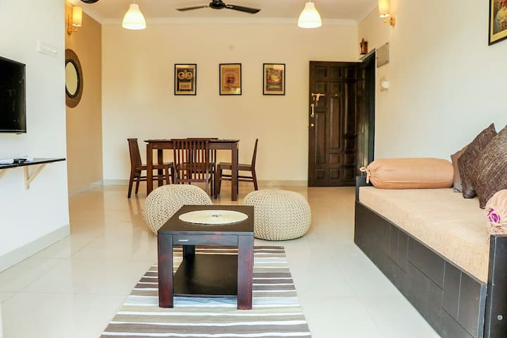 Candolim Tales | House near Candolim Beach