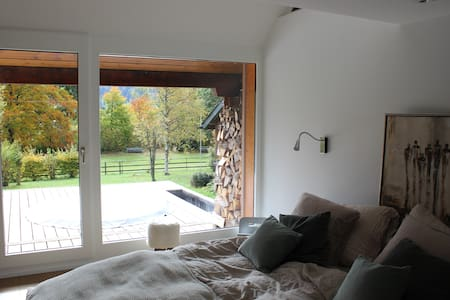 nices double rooms in Vallée de Joux