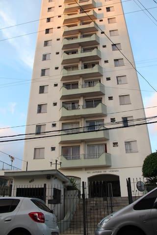 Cobertura na Vila Carrão