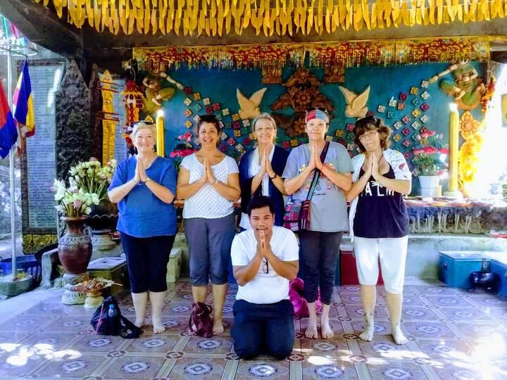 Phonluer Angkor Homestay-Airport Free pickup