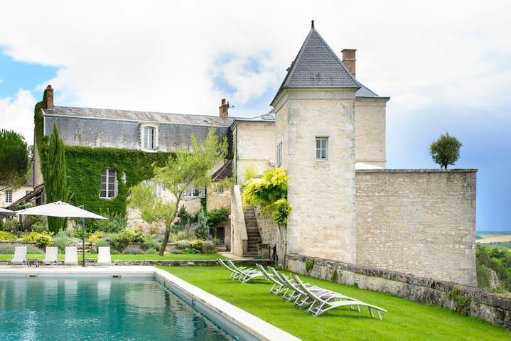 Chateau Des Siecles at Bourgogne-Franche-Comté