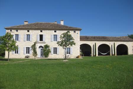 La Bourthoumarie - Frausseilles - Cordes-sur-Ciel - Villa