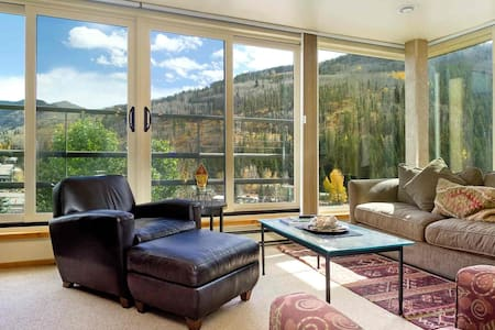 5th Fl Simba Run Condo, Shuttle to Slopes In Winter, Pool & Hot Tub, On Bus Route, No Car Needed! - Vail - Apartament
