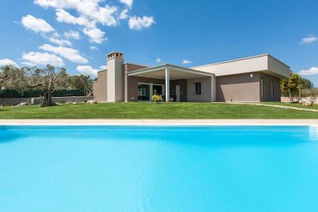 417 Luxury Villa with Pool Ruffano - Ruffano
