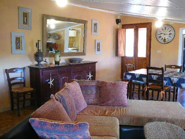 homeholiday Chintana-Cala Fiumini Alghero-Stintino - Sassari - Rumah liburan