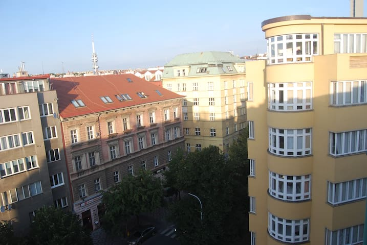 Cozy appartement in the center of Prague