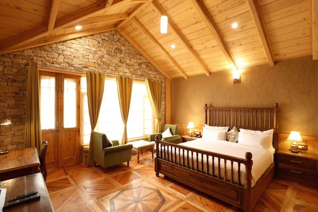 ShivAdya Royal Room