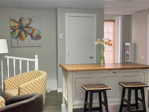 Appartement de 4 chambres  dans le Bas de la baie