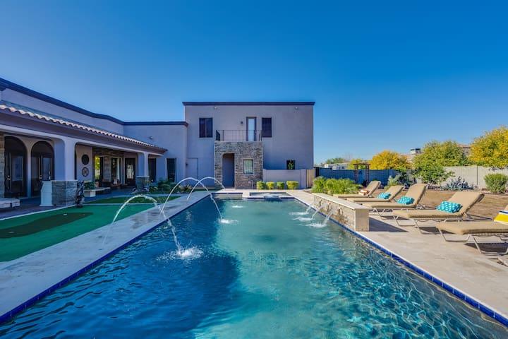 Unwind SPA Pool & Enjoy  Entertaining Amenities