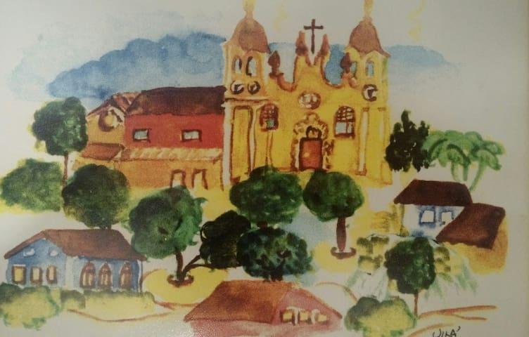 Maison dans une ville historique  - Tiradentes - Rumah