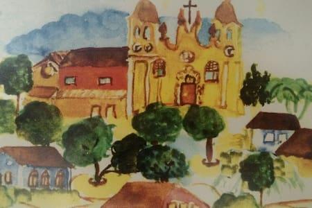 Casa em uma cidade histórica - Tiradentes