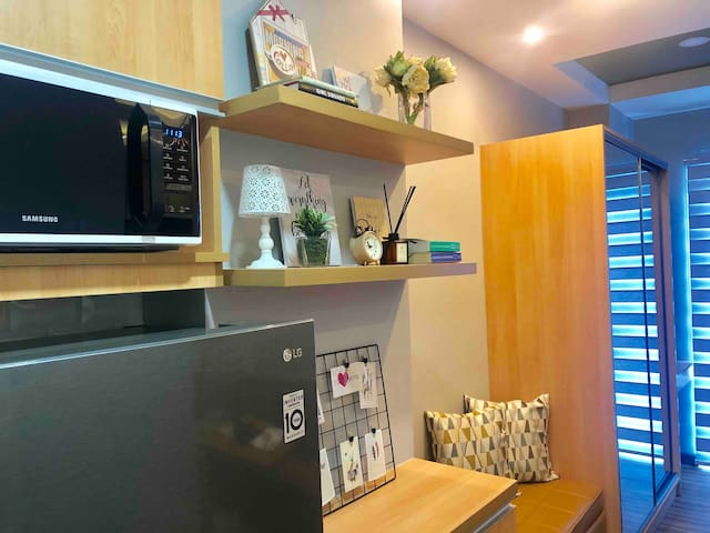 Studio Unit for Rent near ABS CBN Quezon City