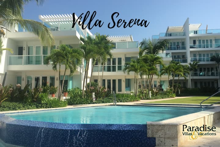3BR Villa Serena -Panoramic ocean views with pool