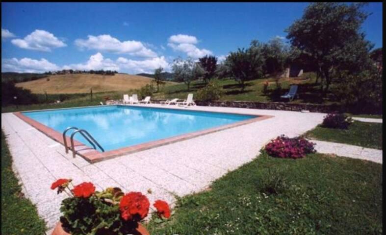 Borgo nel Chianti relax