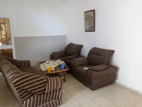 Appartement et espace fete avepozo lome