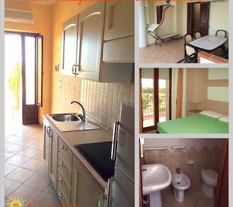APARTMENTS ON THE SEA Gargano - Foce Varano - Apartment