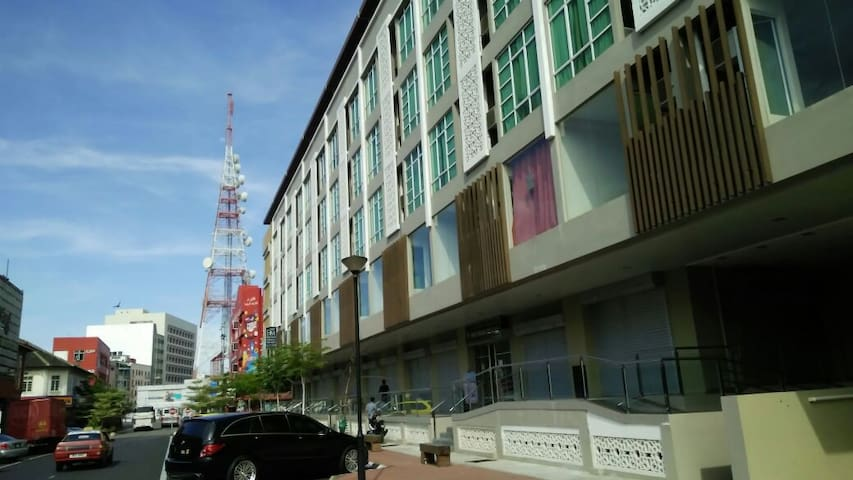 Furnish studio near bus station - Kota Bharu - Apartamento