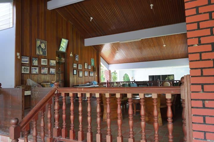 Magdalena's Homestay Kg Kituntul Tambunan Room 1