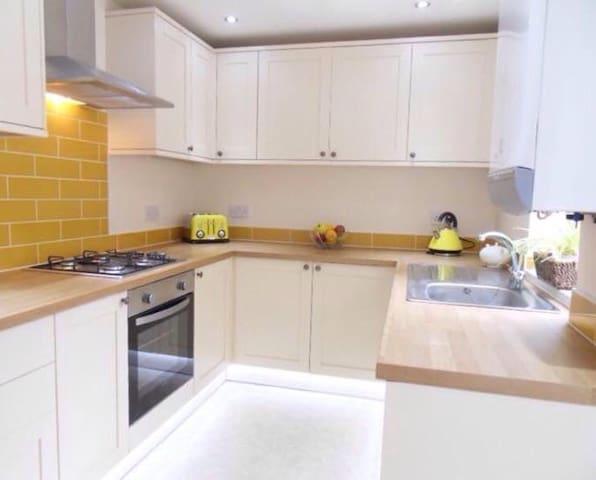 Cosy Tyneside Flat - Gateshead - Apartemen